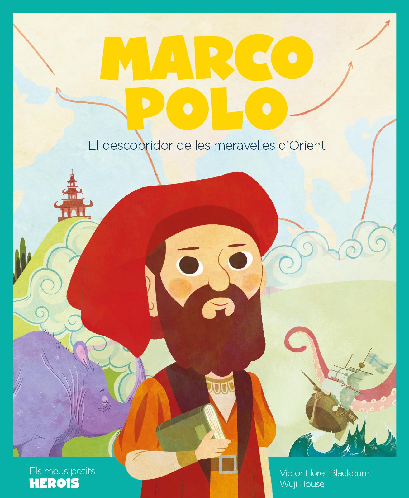Marco Polo (edició català)