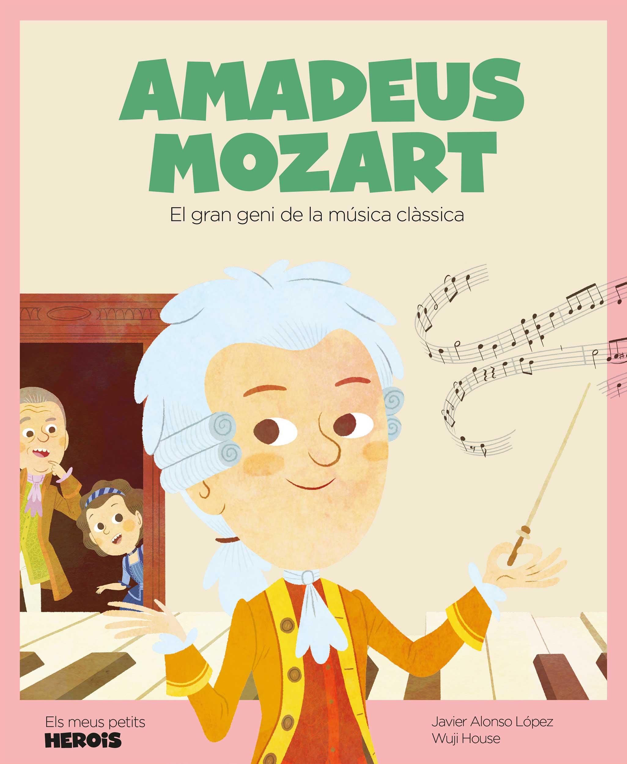Amadeus Mozart (edició català)