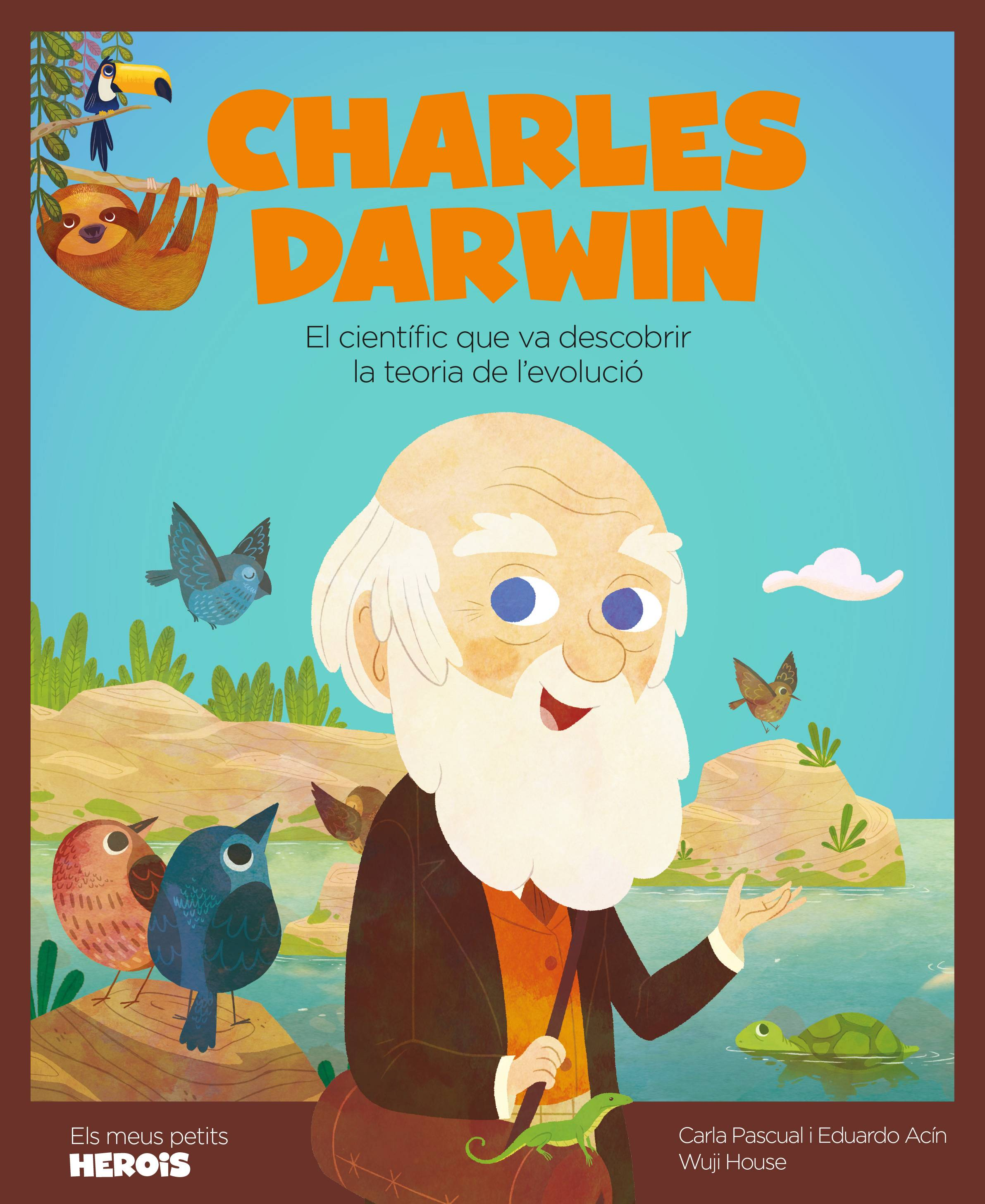 Charles Darwin (edició català)