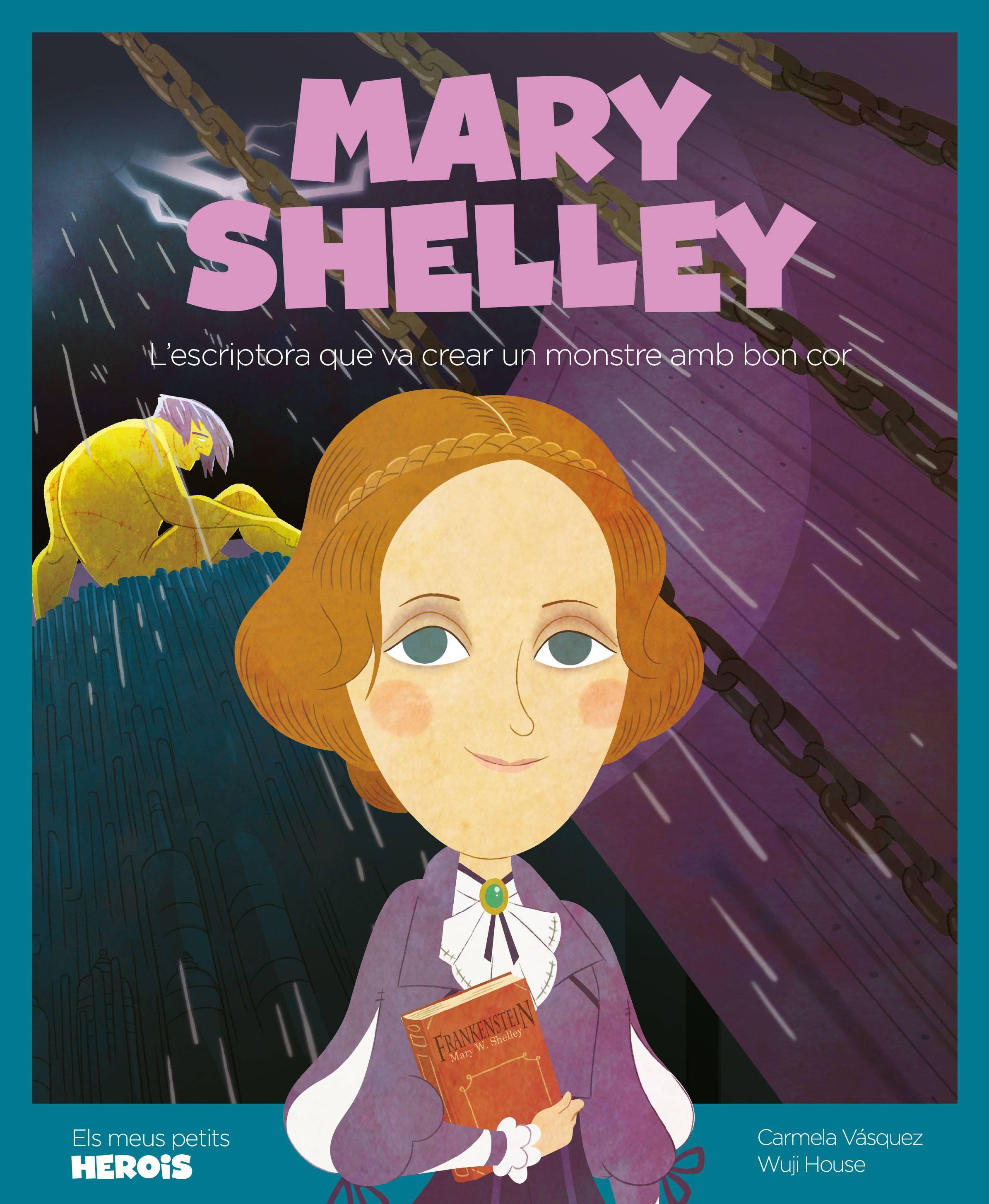 Mary Shelley (edició català)