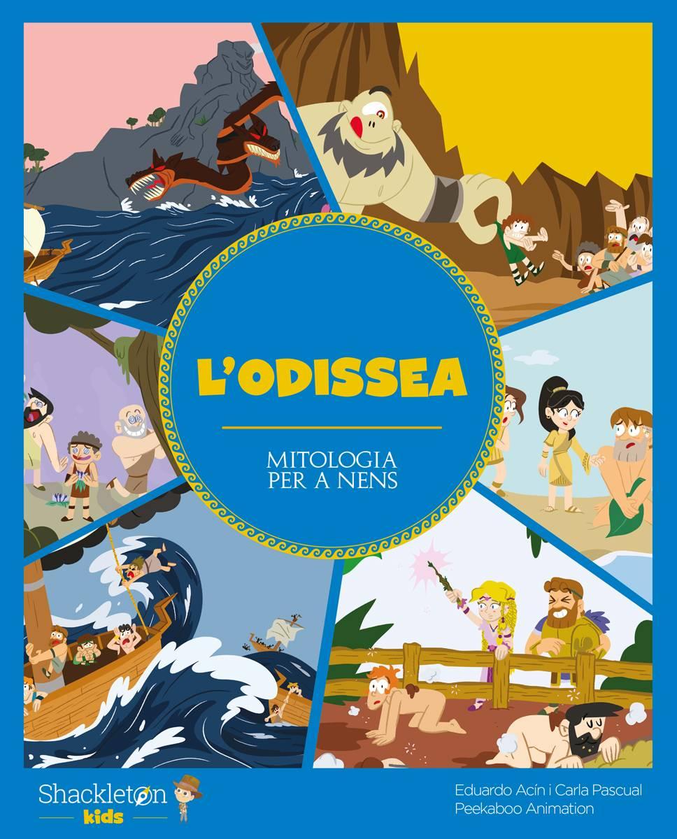 L'Odissea (edició català)