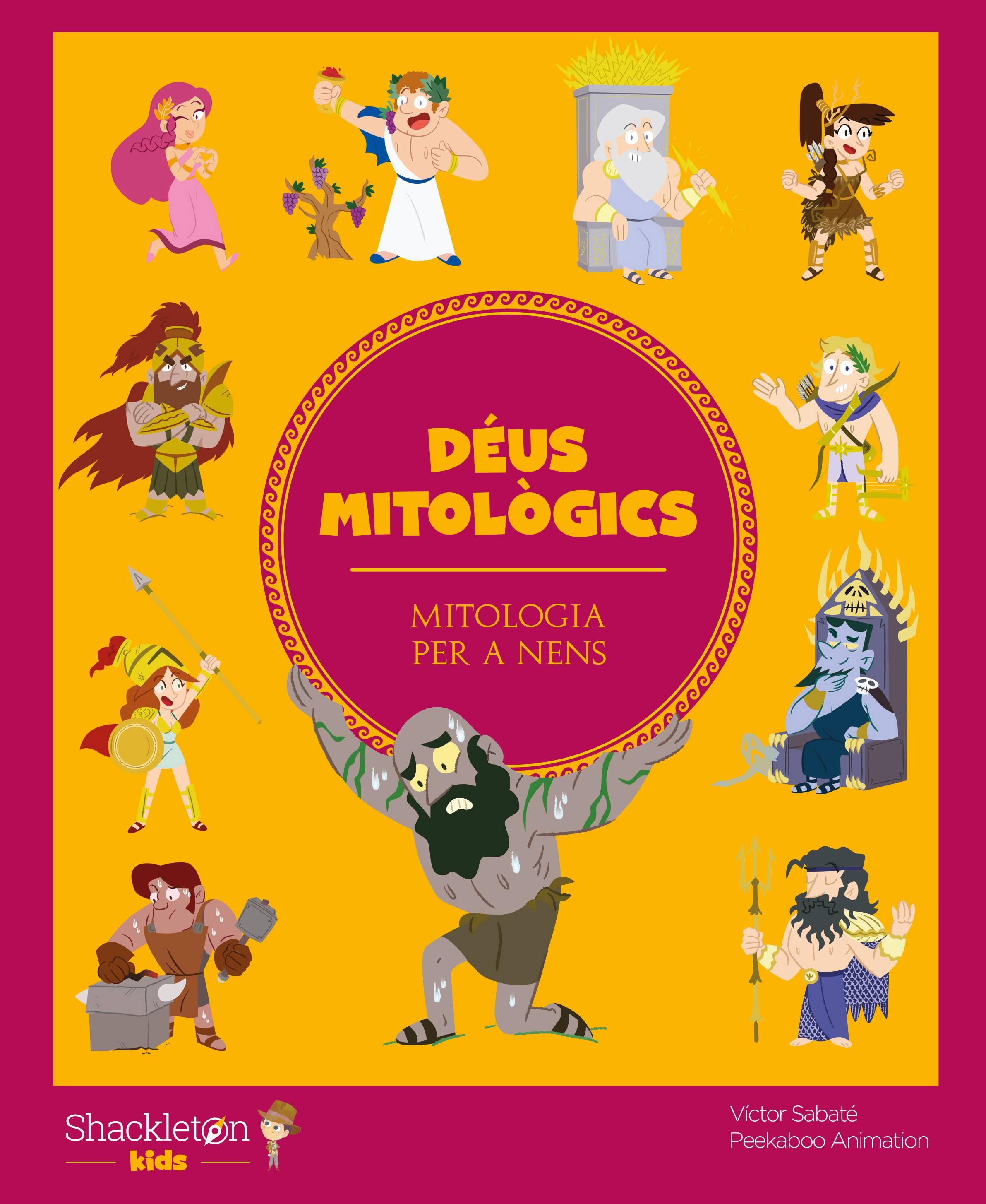Déus mitològics (edició català)