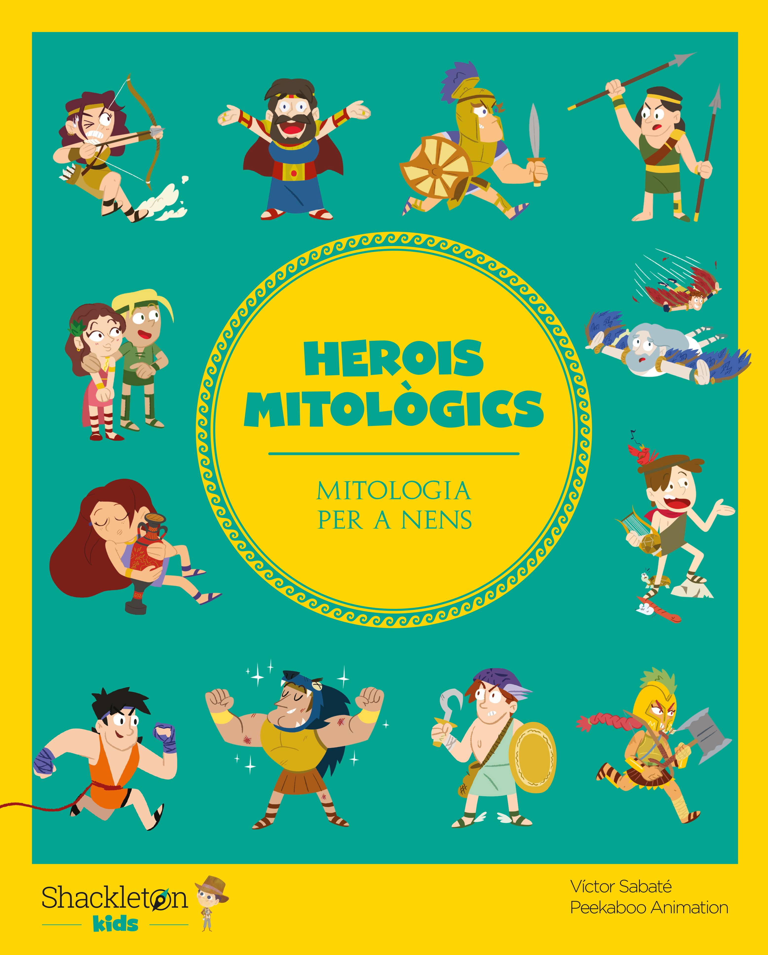 Herois mitològics (edició català)
