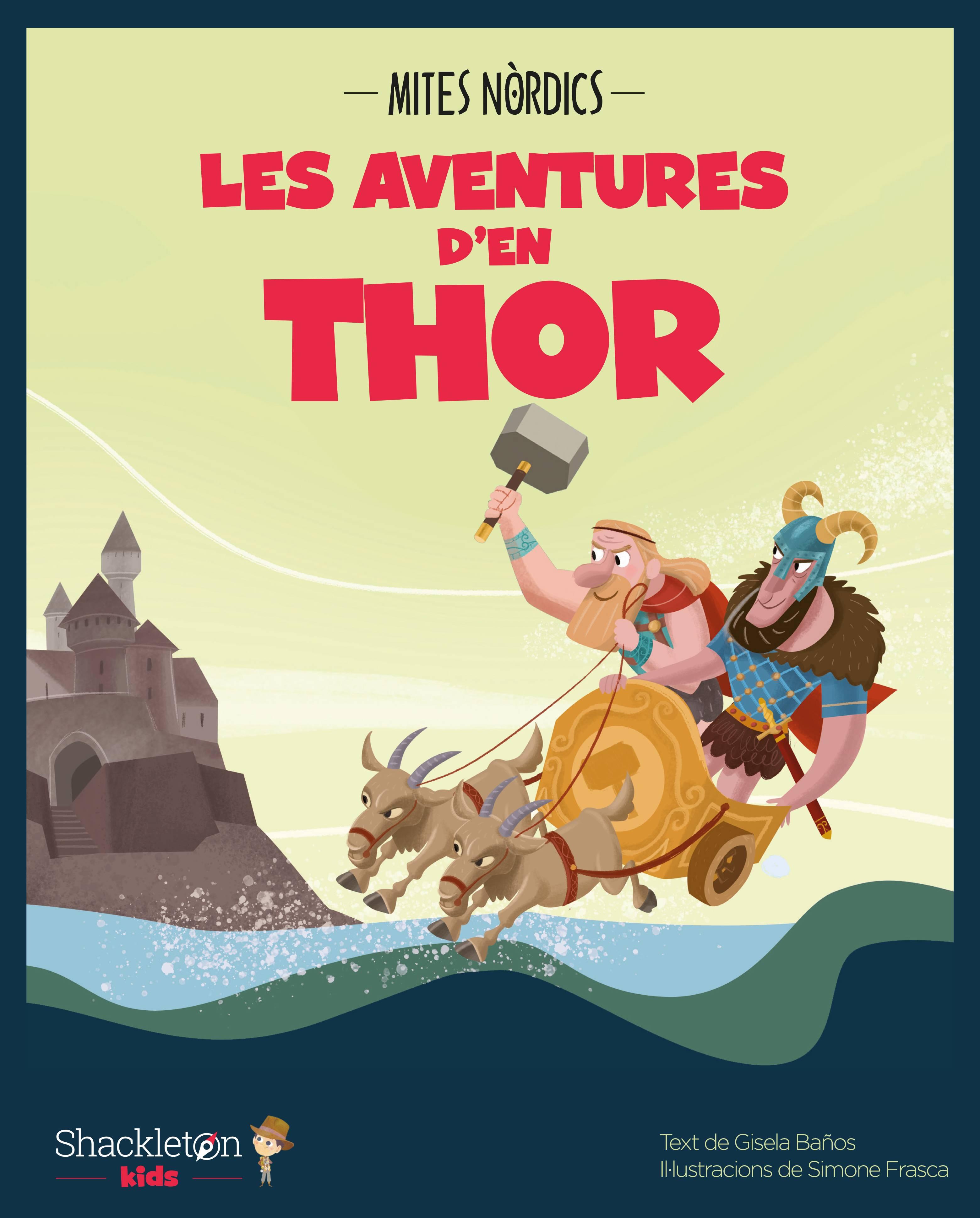 Les aventures d'en Thor (edició català)