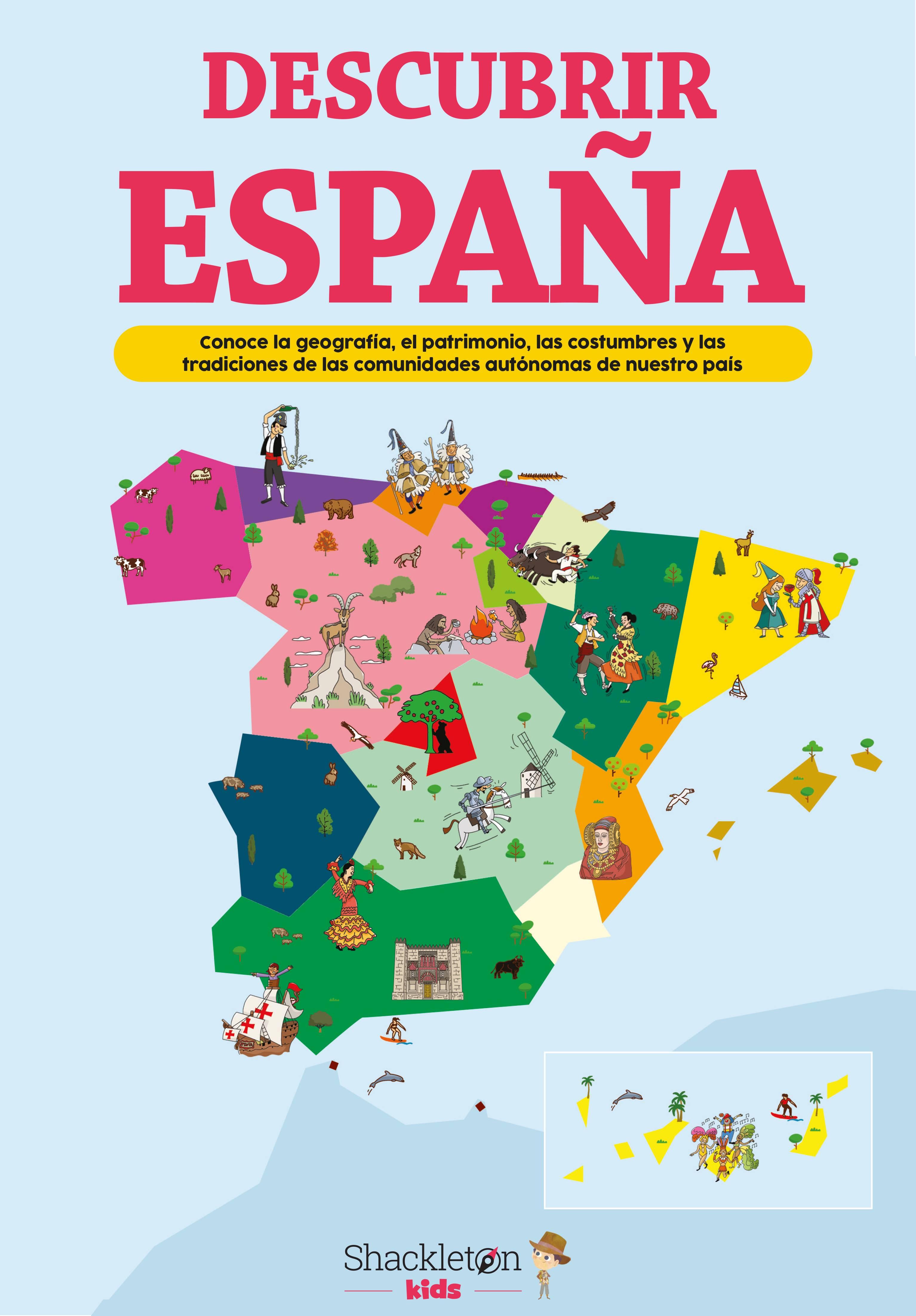 Descubrir España