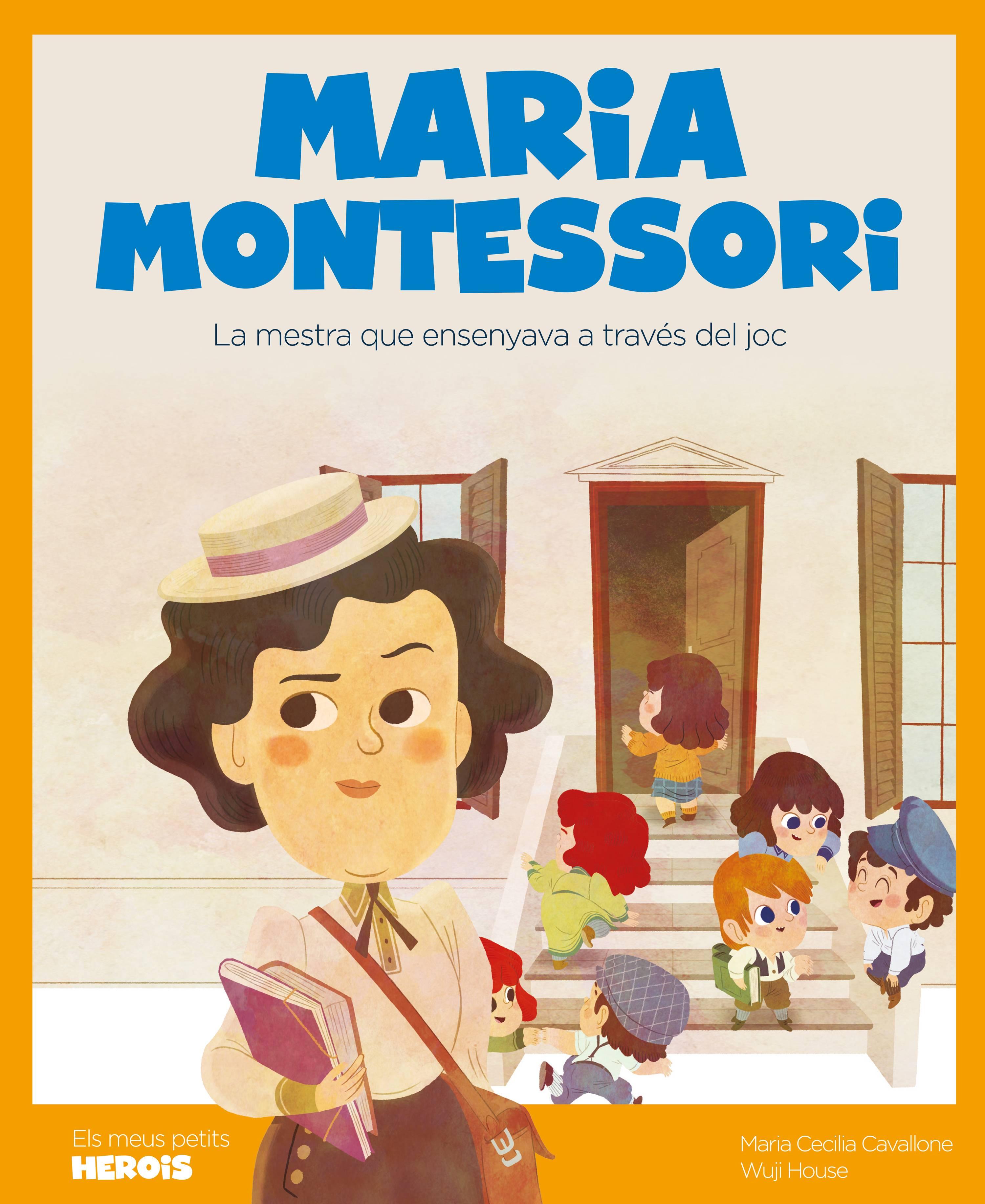 Maria Montessori (edició català)