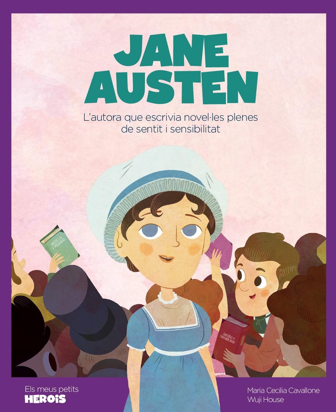 Jane Austen (edició català)