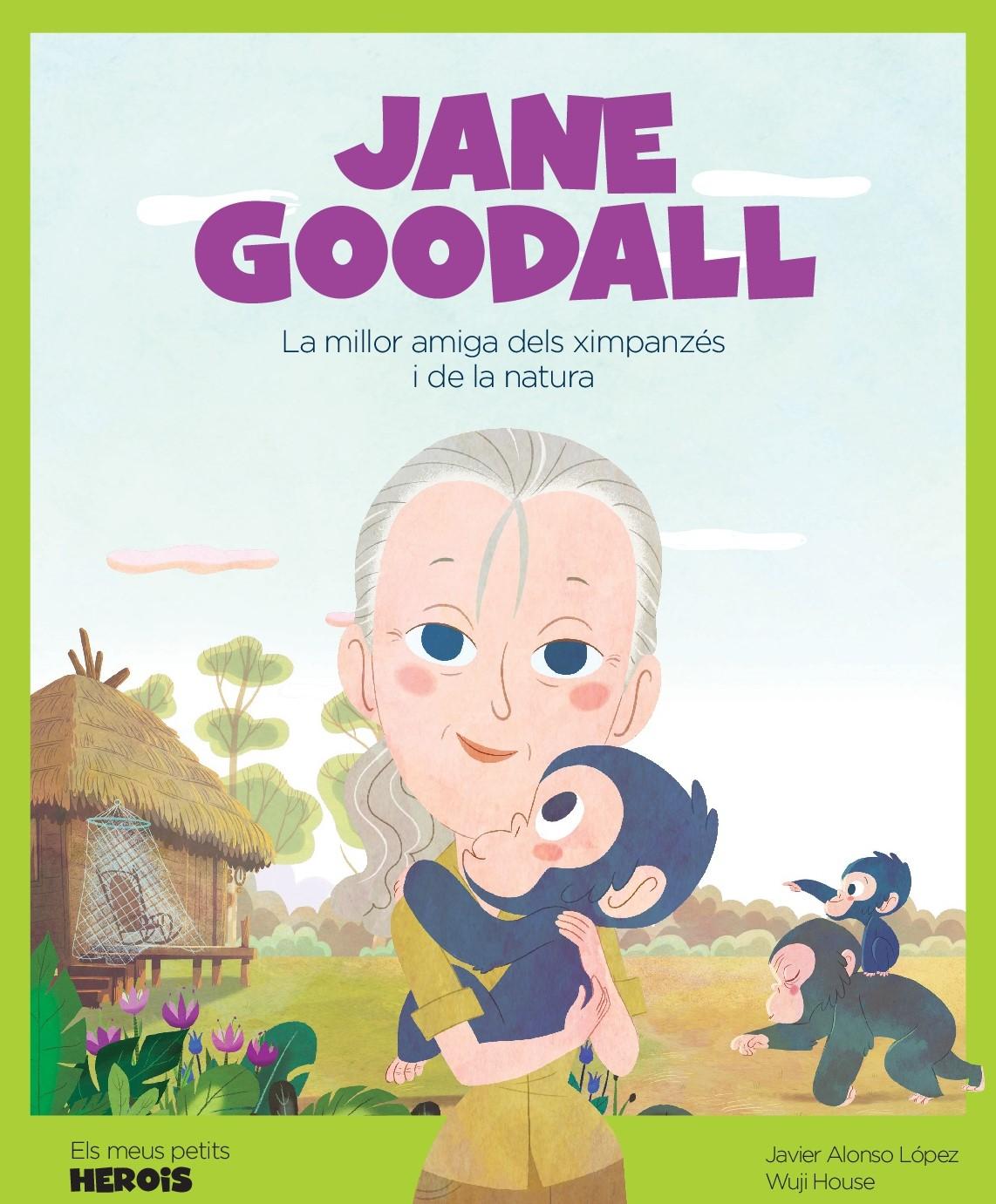 Jane Goodall (edició català)