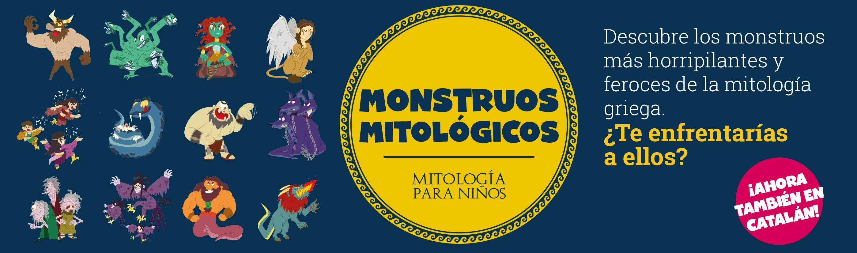 Monstruos mitológicos